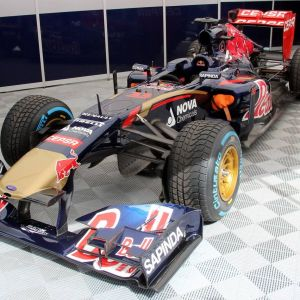 RedBull F1 3