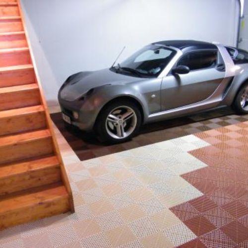 RibDeck pour garage