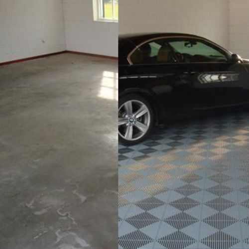 RibDeck pour garages