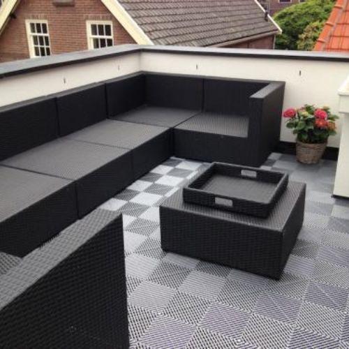 RibDeck pour terrasse